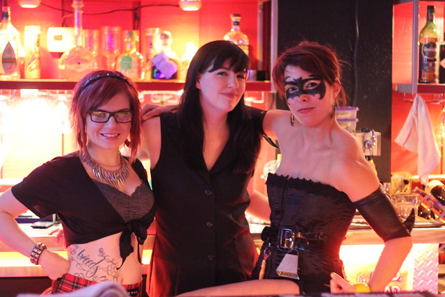 INFERNO Leather and LAce April 2014