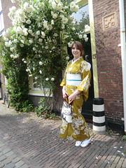 Japanmarkt 2014 (Saiya-chan) Tags: holland netherlands japan de jack leiden market nederland yukata musubi kimono markt geta uchiwa 2014 kdj japanmarkt
