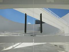 Welcome (Micheo) Tags: museum architecture spain arquitectura puerta gate architect granada museo elegancia arquitecto sencillez albertocampobaeza museodelamemoriadeandalucia