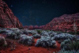 Utah Starscape