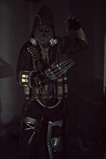 Scarecrow Arkham Knight Cosplay