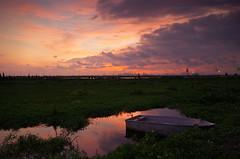 Reason To Believe (drivingback) Tags: sunset reflection beautiful landscape boat forsale prints 2015 sigma1020f456 pentaxk30 beautifulprintsforsale
