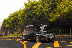 Mercedes-Benz SLS AMG (Jeferson Felix D.) Tags: merecedes benz sls amg merecedesbenzslsamg merecedesbenzsls canon eos 60d canoneos60d 18135mm rio de janeiro riodejaneiro brazil brasil worldcars photography fotografia photo foto camera