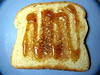 IMG_7228_p (thebiblioholic) Tags: toast honey food 365 sick