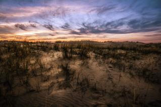 les dunes du Guillec