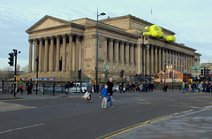 St George's Hall, Liverpool (Tony Worrall) Tags: architecture building england northern uk update place location north visit area county attraction open stream tour country welovethenorth liverpool merseyside mersey scouse shrek event show xmas stgeorgeshall