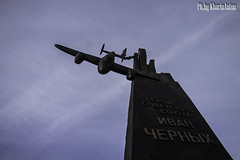 IMG_9403 (Ph. by KharinAnton) Tags: aircraft fighter monument the second world war hero nosedive russia siberia tomsk