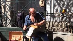 02_03 Mercado do Bolhao (k_man123) Tags: portugal porto musician organ barrelorgan streetmusician bolhao mercado mercadodobolhao market music instrument busker