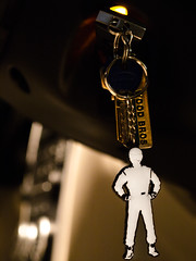 Some say... (Mystyler13) Tags: macro cars up car closeup keys drive close top gear olympus zuiko stig ignition topgear thestig