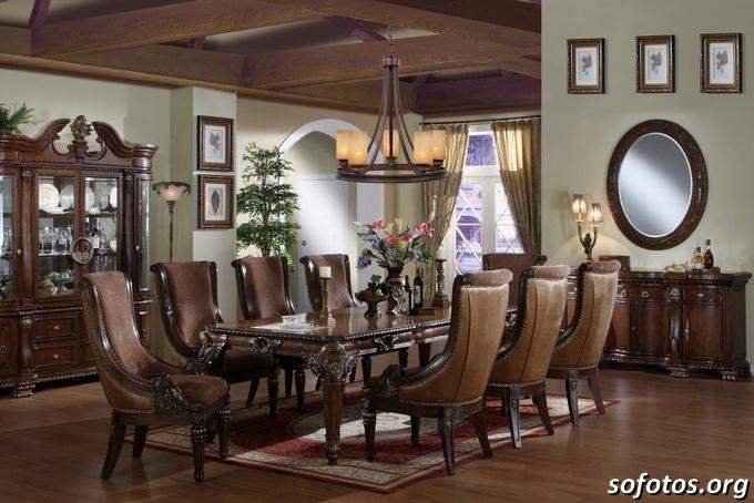Salas de jantar decoradas (68)