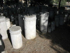 029 - Grave markers (Scott Shetrone) Tags: other graveyards events places athens greece 5th kerameikos anniversaries