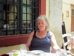 041   Rethymnon   Loggia restaurant - Naomi (Mark & Naomi Iliff) Tags: greece ελλάδα crete κρήτη rethymnon ρέθυμνο loggia taverna ελλαδα