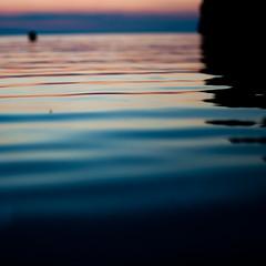 you move the sea (Vasilis Amir) Tags: sunset sea blur reflection water square island  bestcapturesaoi mygearandme mygearandmepremium mygearandmebronze mygearandmesilver vasilisamir