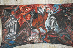 Jose Clemente Orozco, Hospicio cabanas Guadalajara Mexico. (poacher rtd) Tags: museum mexico mural murals guadalajara jalisco museo joseclementeorozco muralist hospiciocabanas