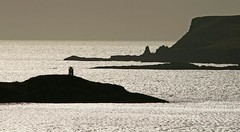 Silver Sea (RoystonVasey) Tags: skye canon eos scotland zoom usm loch 70300mm isle bracadale 400d