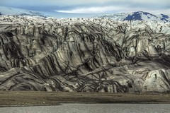 glacier front (K C CHAN) Tags: ice iceland dirty glacier