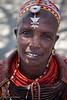 20121003_1127 (Zalacain) Tags: africa portrait woman black face kenya tribe traditionaldress laketurkana loyangalani