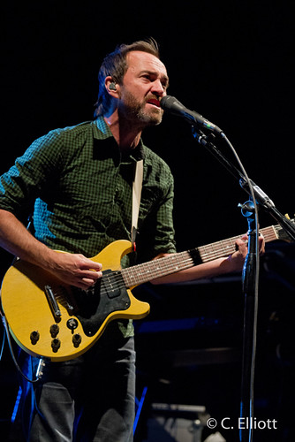 The Shins @ McDowell Mountain Music Festival in Phoenix, AZ