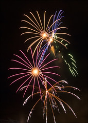 4th of July Fireworks (AluminumStudios) Tags: abstract color landscape fireworks 4thofjuly independenceday 20137884