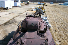 "M7 Light Tank (2) • <a style=""font-size:0.8em;"" href=""http://www.flickr.com/photos/81723459@N04/9402652438/"" target=""_blank"">View on Flickr</a>"