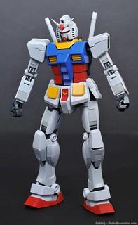 MG RX-78-2 Gundam Ver 3 3 by Judson Weinsheimer