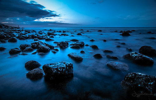 Amed Blue hour