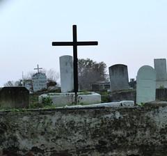 Carrollton - cross at dawn