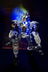 Takanuva (SunlitEquinox) Tags: longexposure lightpainting long lego bionicle moc lightwriting bzpower