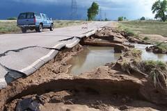 C St. - Rocky Mountain Arsenal NWR (USFWS Mountain Prairie) Tags: flooding flood usfws wildliferefuge fws usfishandwildlifeservice rockymountainarsenal 2013floods coloradofloods