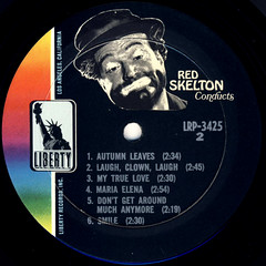 Red Skelton Conducts (epiclectic) Tags: music art vintage album label vinyl 1966 retro collection cover lp record sleeve redskelton epiclectic