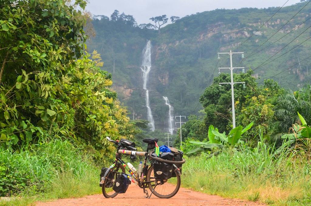 Togo Freewheely Cycling Africa