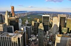 Top of the rock (Vincent Saadat-Toutain) Tags: nyc newyork centralpark manhattan rockefellercenter midtown topoftherock