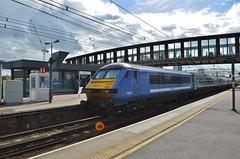 82127 (stavioni) Tags: castle electric locomotive greater colchester stratford anglia dvt 90015 class90 82127 nxea