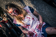 Alice & madness II (Muet d'hiver) Tags: aliceinwonderland zombiewalkparis2013 zwp2013 alicereturntomadness