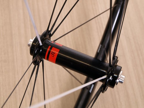 Sacha's Enve 3.4s with ELF and T11 hubs