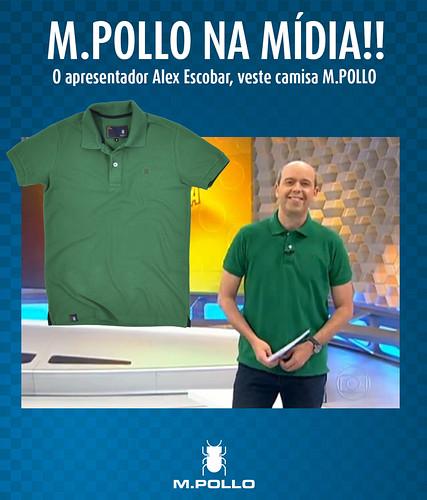 Alex Escobar - Globo Esporte - 14/10/2013