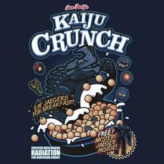 Kaiju Crunch (ShirtRater) Tags: monster movie pacific apocalypse tshirt daily robots jaeger rim dnp kaiju tees