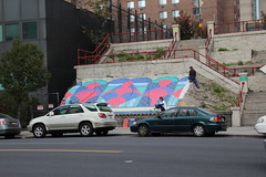 What We Came For (NYCDOT) Tags: bronx urbanart newyorkart bronxmuseumofart historichousetrust caralynch whatwecamefor