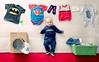 washing mum's dirty linen (isabel cortes) Tags: baby babies washingmachine creativephotographers isabelcortés isabelcortésphotography creativekidsportraits washingdirtylinen