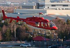C-GXNH (Aerospace Imaging) Tags: bell stjohns 407 helipad airambulance medevac yyt cyyt healthsciencescentre cgxnh newfoundlandhelicopters