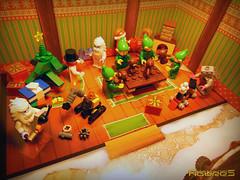 LEGO Get ready for CHRISTMAS (6) (COLLECTOR FIGURES) Tags: santa christmas city en holiday man get lady de for la robot pain snowman advent calendar lego femme gingerbread des elf le ready neige claus nol yeti pour ville bonhomme pre calendrier lavent ftes minifigures yti prt 2013 minifigurines 60024 dpice lelfe