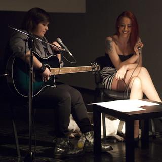 Koncert Maje Predatoria in Mie Lazarova