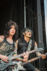 Black Veil Brides RotR (Ken Schuler Photography) Tags: black veil brides blackveilbrides