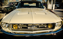 Oldschool Mustang (Snoopy_1352) Tags: ford car oldschool mustang