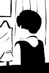 2013.12.23 Mistress Mary in Mourning (Julia L. Kay) Tags: sanfrancisco woman art mobile female club digital sketch san francisco artist arte julia kunst kay daily dessin peinture 365 everyday dibujo app touchscreen artista mda fingerpaint artiste iphone knstler iart isketch mobileart sketchclub idraw fingerpainter iphoneart juliakay julialkay iamda mobiledigitalart sketchclubapp sketchclubapponly