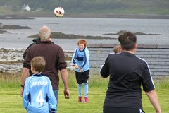Community land - in action! Arisaig - Alison Stewart