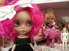 Blythe and Toys...