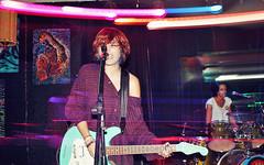 Sloppy Jane @ The Cobalt Cafe (reecord2) Tags: longexposure concert guitar live flash band lighttrails cobaltcafe richardsheehan canonrebelt2i