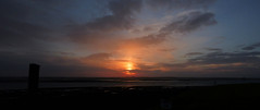 Roa Island Sunset (GillWilson) Tags: sunset barrow roaisland