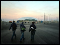 (ronnyfaessler) Tags: travel apple fun reisen russia games olympic sochi iphone spiele 2014 5s russland bearbeitet olympiade olympische sotschi uploaded:by=flickrmobile flickriosapp:filter=nofilter